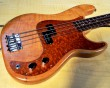 MLp P-bass guitar